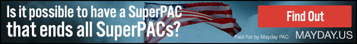 Mayday - SuperPac to End SuperPACs